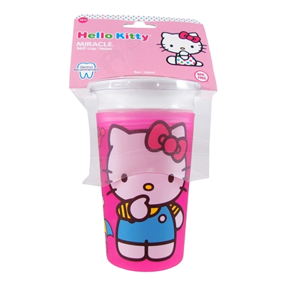 Hello Kitty Miracle Sippy Cup 9 Oz Munchkin